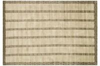 Shop Handmade Thomas O\'Brien Marco Olive/ Green Wool Rug - 6\' x 9 ...