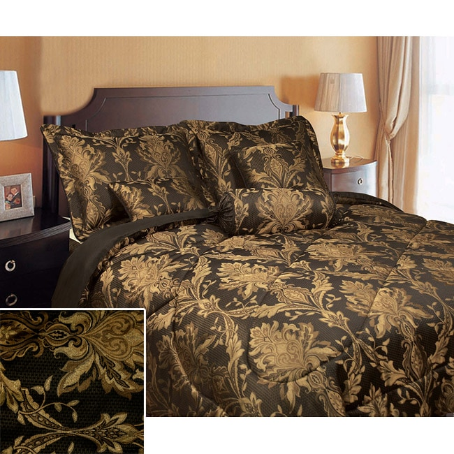 Erie 7-piece Comforter Set