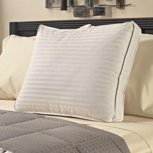 Famous Maker High Loft Gusseted 260 Thread Count Down Pillow