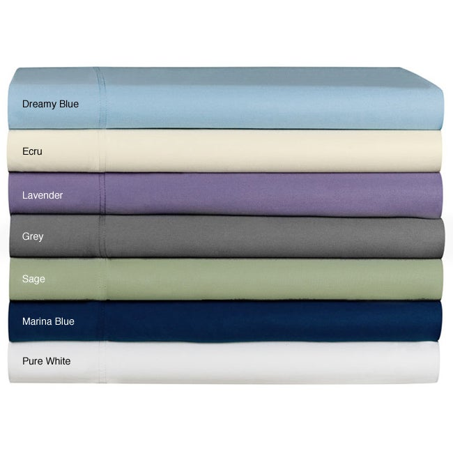Full/Queen-size 100-percent Rayon from Bamboo 250 Thread Count Duvet Cover - Thumbnail 0