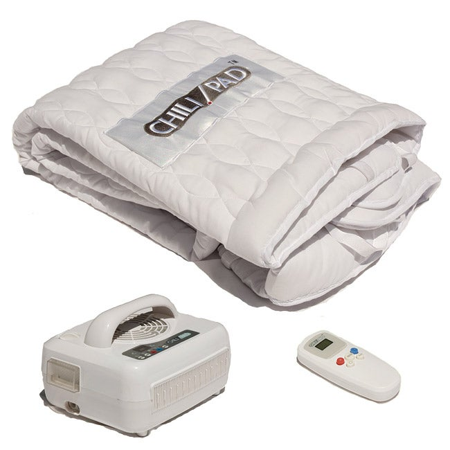 ChiliPad Comfort Code Temperature-controlled Twin XL-size Mattress Pad