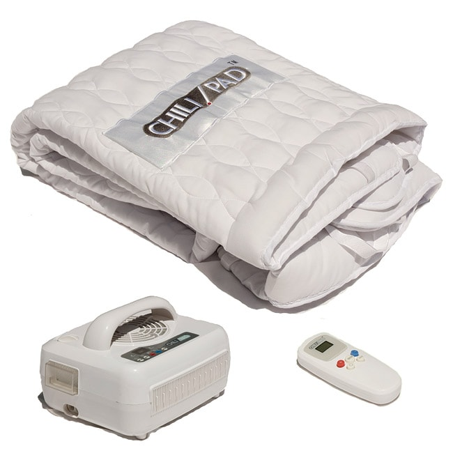 Chilipad Comfort Code Temperature-controlled Single-size Electric Mattress Pad