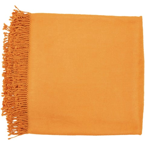 Inland Woven Rayon from Bamboo Cotton Throw