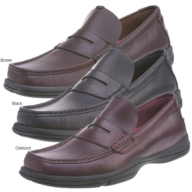 cd2f1a2dc10 Shop Nautica Orca Black Penny Loafer - Free Shipping On Orders Over  45 -  Overstock.com - 850991