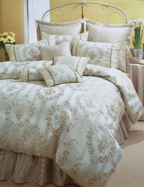 Felicia Duvet Cover Complete Set (Full/Queen)