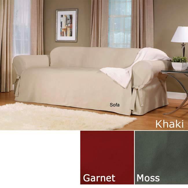 Superieur Bronco Denim Slipcover (Sofa)