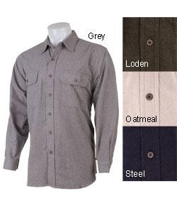 Shop Moose Creek Men's Long/Tall Trooper Chamois Shirt ...