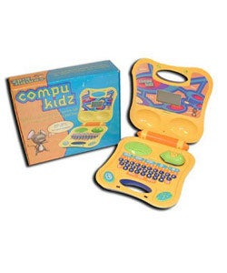 Compukids Educational Toy Computer - Thumbnail 0