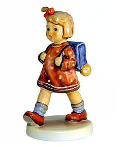 Hummel Kindergartner Figurine