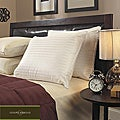 Joseph Abboud 400 Thread Count Cotton Firm Support Pillows (Set of 2)