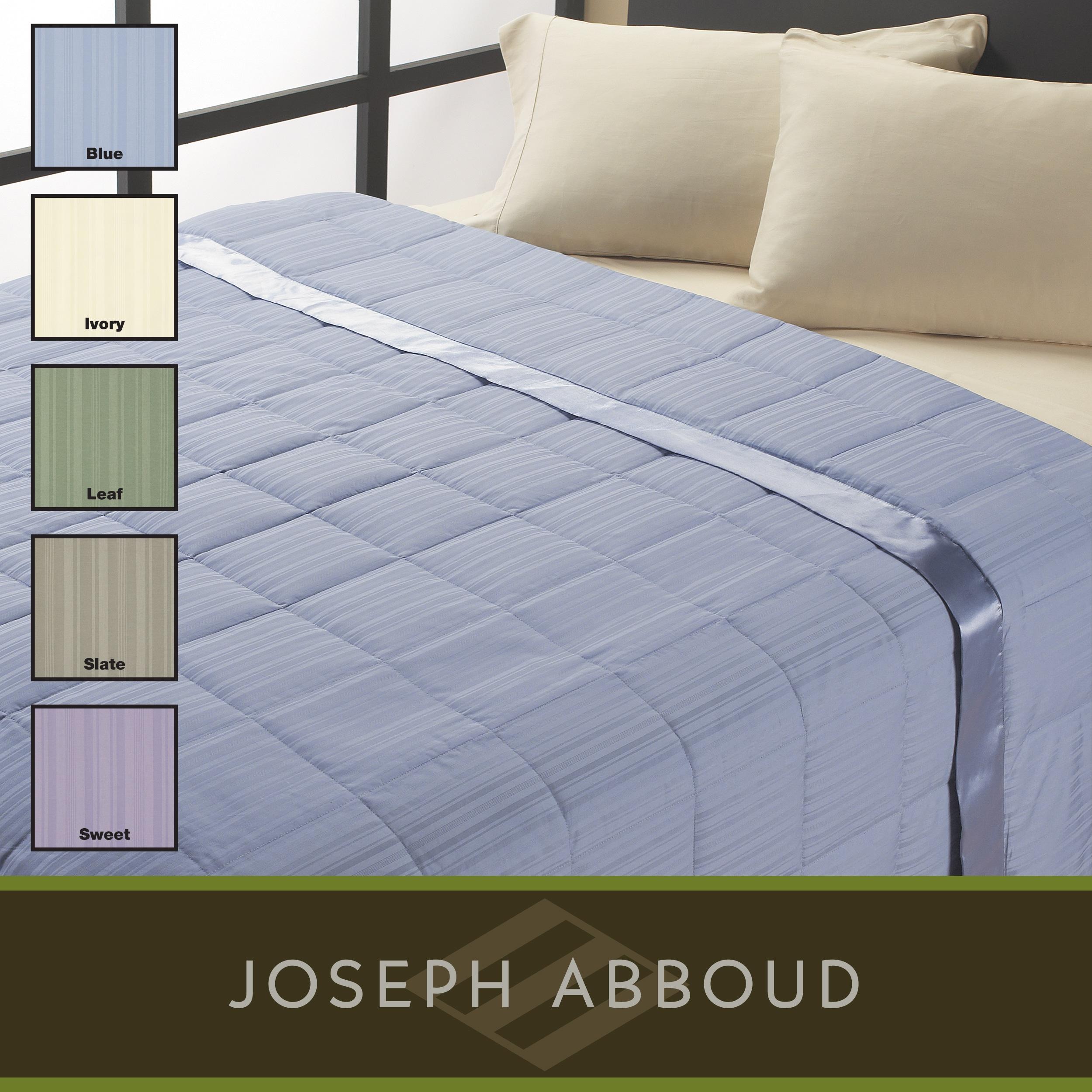 joseph abboud down blanket