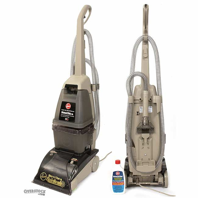 Hoover F5842 Steamvac Deluxe Carpet Cleaner Refurbished