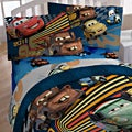 Disney Pixar Cars Full-size Seven-piece Cotton/Polyester Bed in a Bag