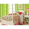 Polka Dot Twin-size Comforter Set