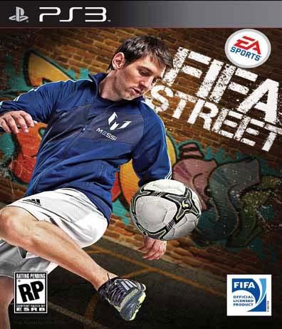 PS3 - FIFA Street
