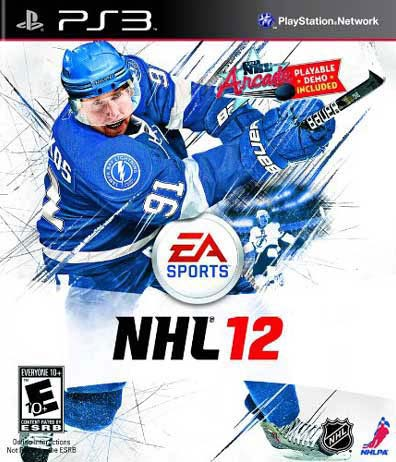 PS3 - NHL 12 - By Electronic Arts