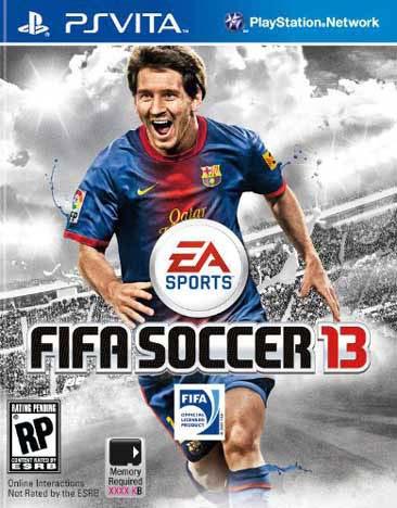 PS Vita - FIFA Soccer 13