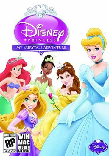 PC - Disney Princess: My Fairytale Adventure