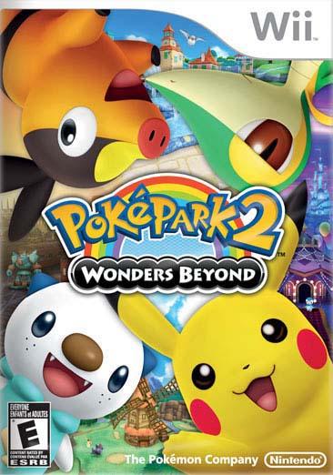 Wii - Pokepark 2 Wonders Beyond