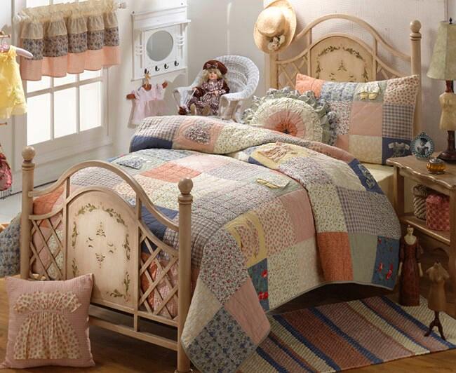 Dress Up All-Cotton Quilt Set