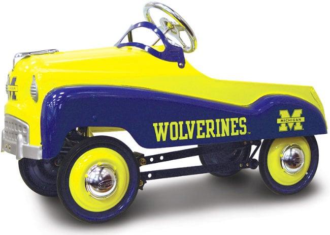 University of Michigan Pedal Car