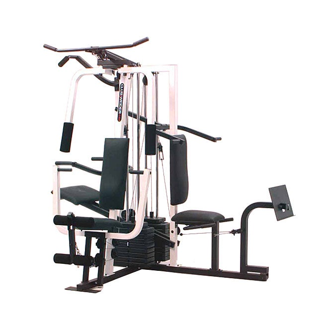 Club Weider 16 6st Home Gym System Free Shipping Today