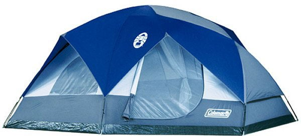 Coleman Forrester 13 x 9 Two-room Six-person Tent