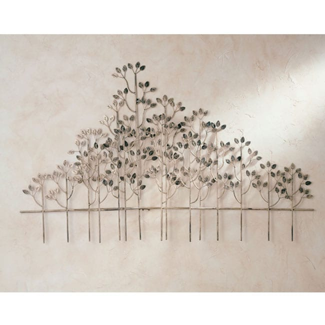 Iron Forest Wall Art