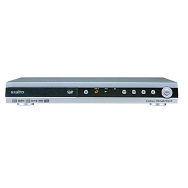 Sanyo DWM400 Progressive Scan DVD Player (Refurbished)