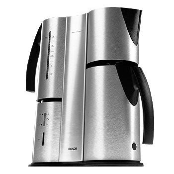 Shop Bosch Porsche Tka9110 Designer Series Coffee Maker