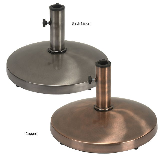 Kailina Round Electroplated Steel Umbrella Stand