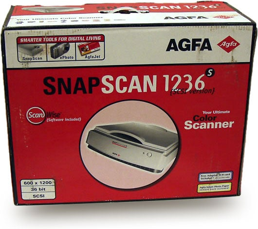 AGFA SNAPSCAN WINDOWS XP DRIVER DOWNLOAD