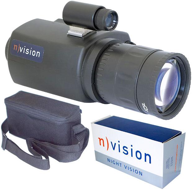 Zenit Night Vision Monocular w/Infrared Illuminator
