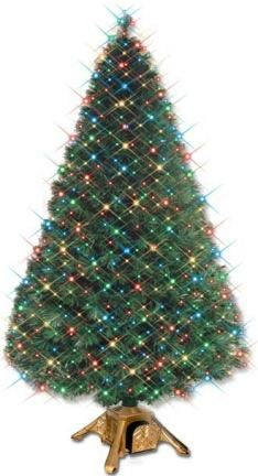 EZ Change Fiber Optic Christmas Tree (6 ft.)