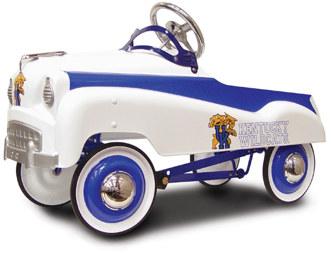 Shop University of Kentucky Pedal Car - Free Shipping Today ...