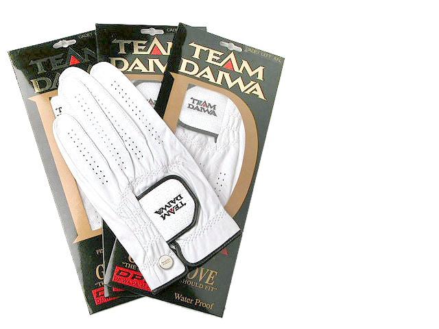 Daiwa Cabrett Leather Pro-Mitt Golf Glove (3-pack)