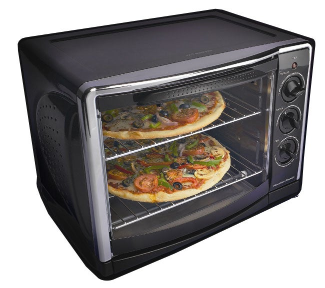 Hamilton Beach Convection and Rotisserie Oven - Free Shipping Today ...