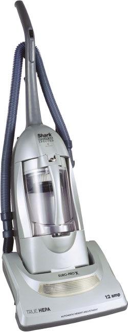 Euro Pro Shark Spectra Deluxe Bagless Vacuum Free