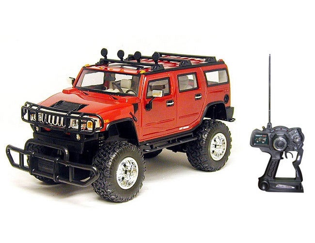 Red 1/6 Scale Remote Controlled Torque Horse