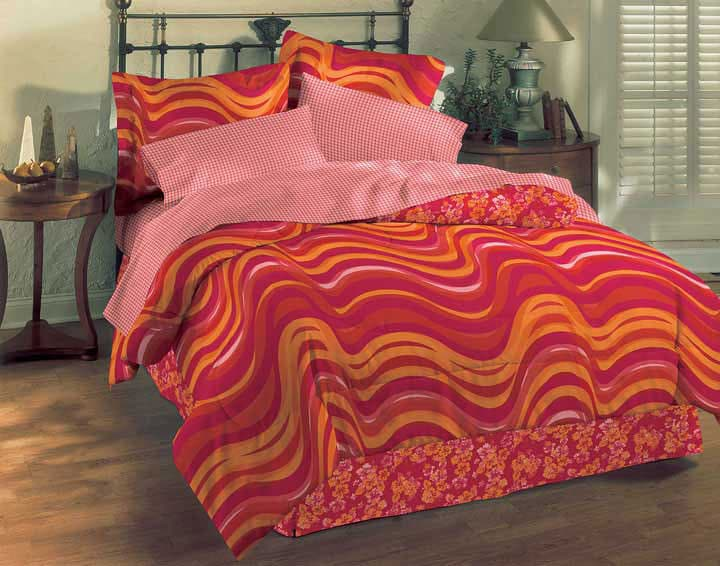 Wipe Out Comforter Set with 210 Thread Count Sheets