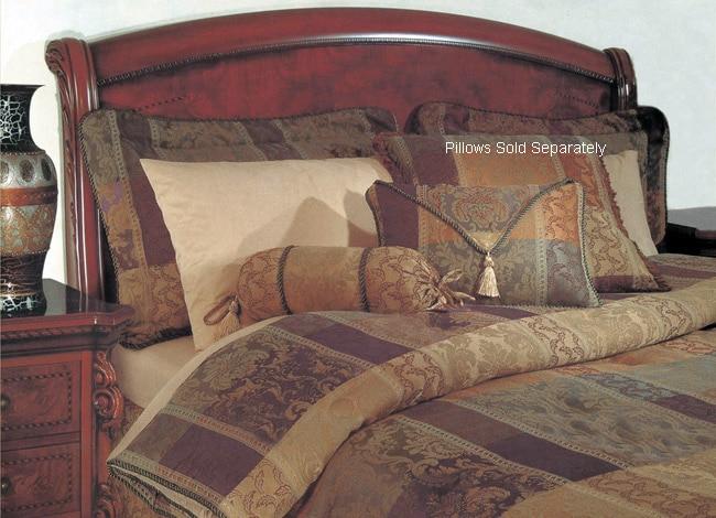 Monte Carlo Jacquard Comforter Set