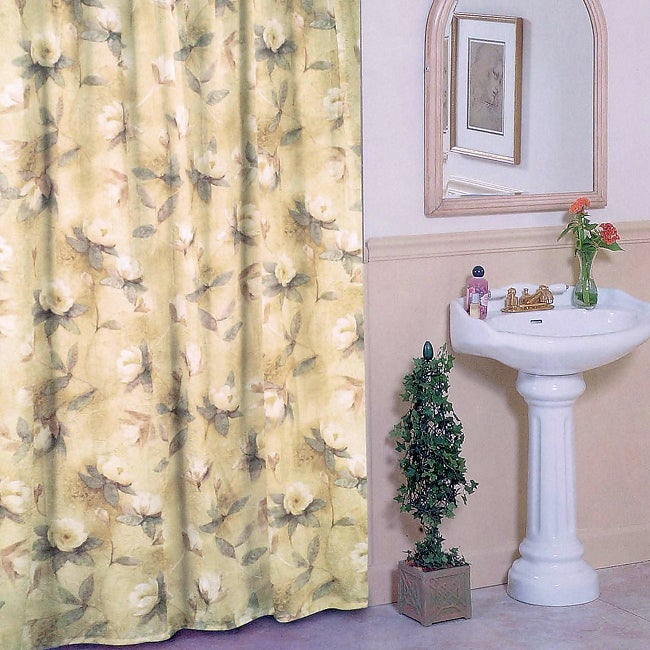 Shop Magnolia Shower Curtain