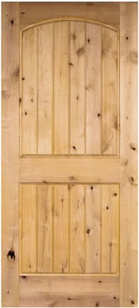 TM Cobb Custom Home InteriorExterior Alder Doors 3 pack