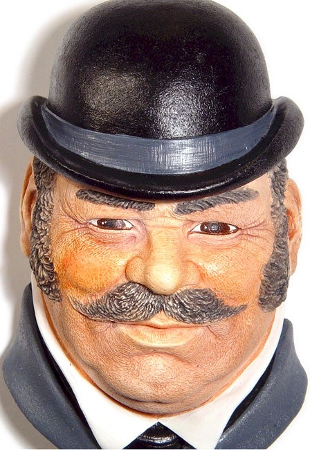 Legends of England Dr. Watson Wall Mask