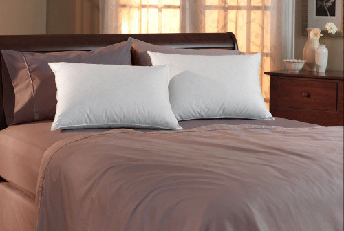 Micro-cluster Luxury Down-like Pillows (Set of 2)