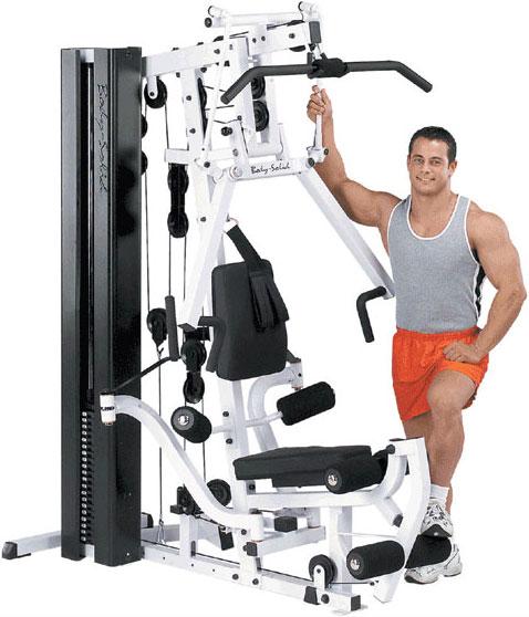 Body-Solid EXM2750S Home Gym