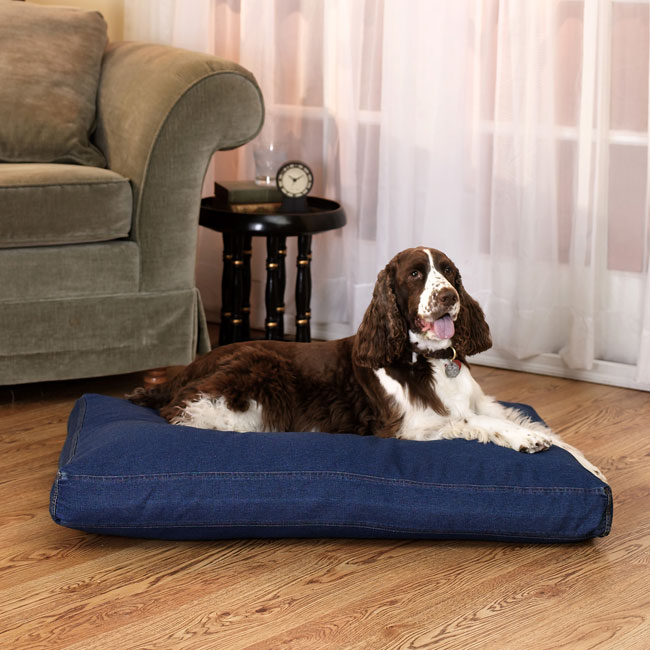 Dockers Natural Pampered Pet Bed