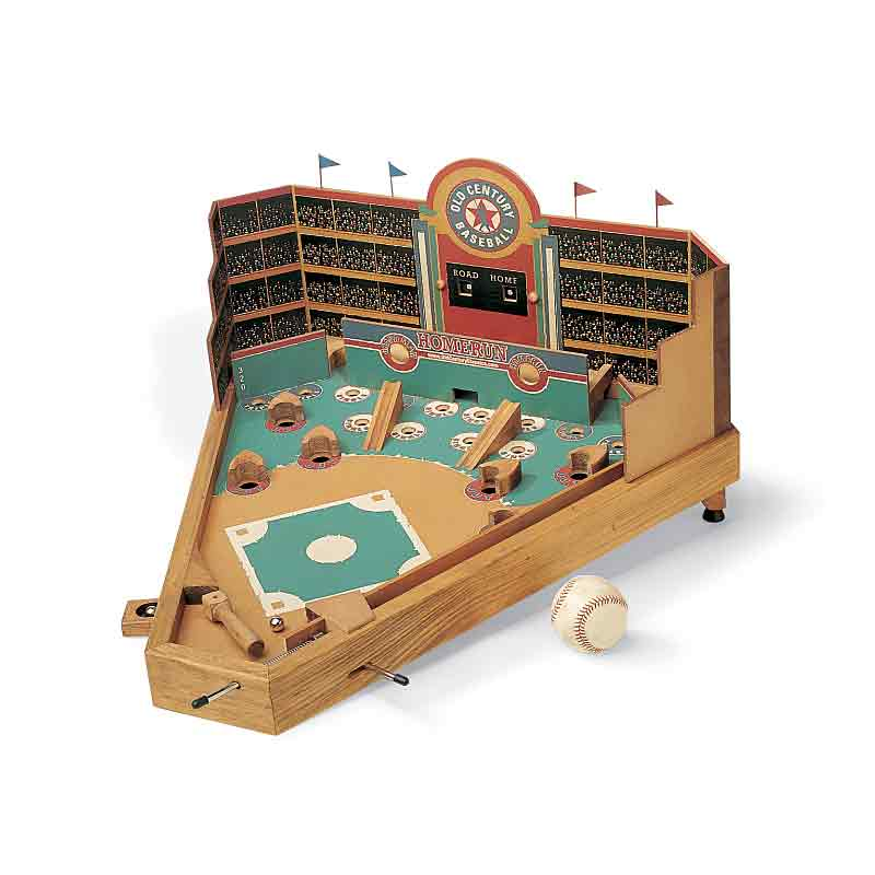 Shop Old Century Wood Baseball Game Free Shipping Today Best Wooden Baseball Game Toy