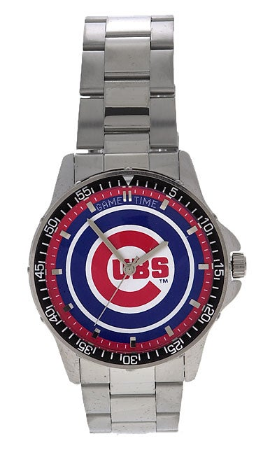 Chicago Cubs MLB Men's Coach Watch