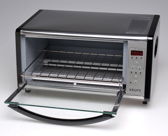 Krups Prochef Digital 1350 Watt Toaster Oven